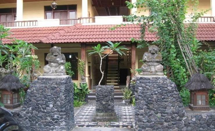 Handika Hotel Mataram - Eksterior