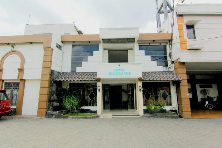 Hotel Musafira Yogyakarta - Exterior