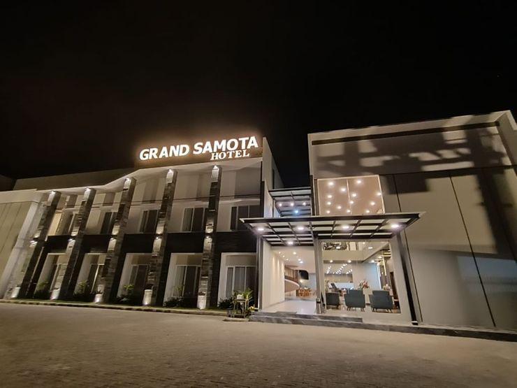 Grand Samota Hotel Sumbawa - Facade