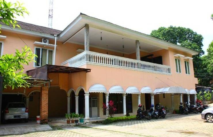 D' Palma Guesthouse by Dadistay Bogor - Eksterior