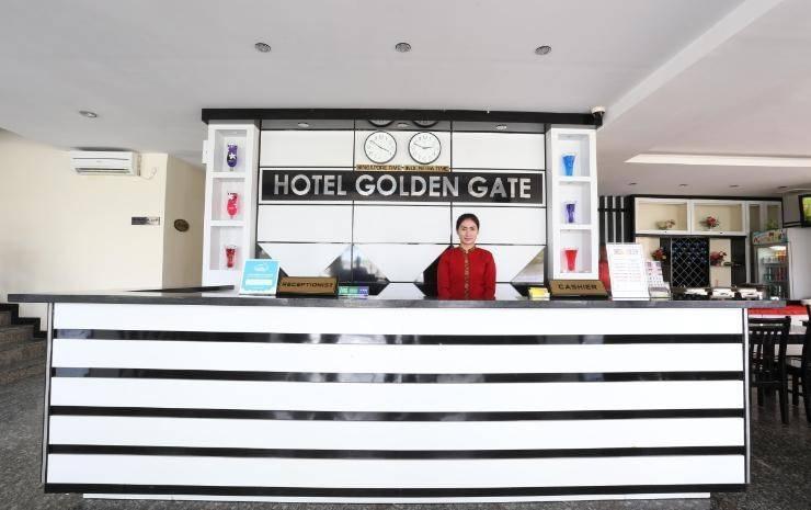 Hotel Golden Gate Batam -