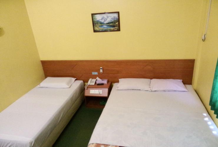 Hotel Sangrila Karimun - Room