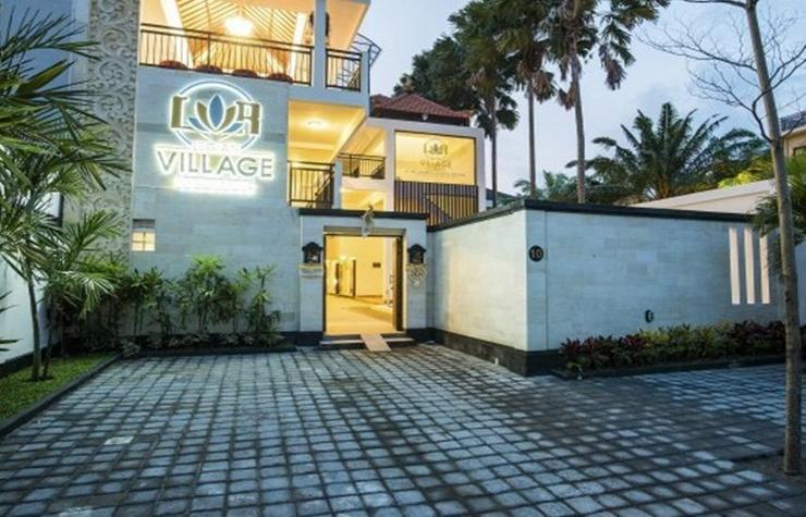 Legian Village Residence Bali - appearance
