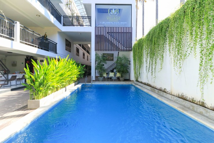 Legian Village Residence Bali - Swimming Pool