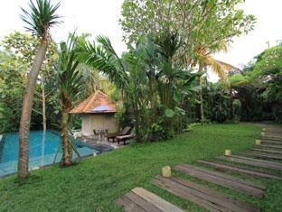 Matahari Cottage Ubud - Kolam Renang