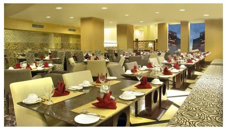 Aston Samarinda - GOLDEN RAMA Chinese & Fine Dinning Restaurant