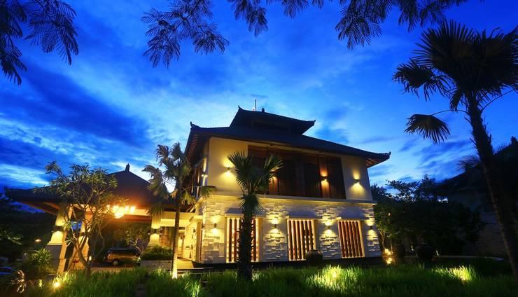 Grand Whiz Nusa Dua - Bangunan