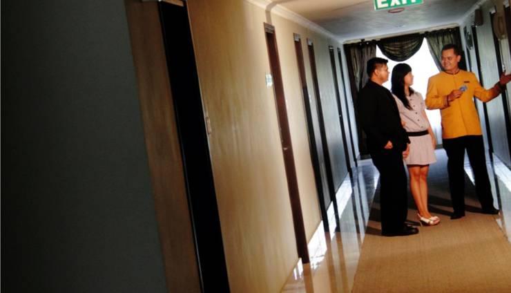 Hotel Dafam Cilacap - Koridor Ruangan
