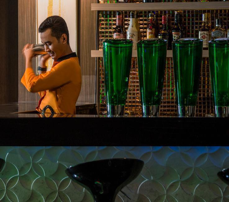 Swiss-Belhotel Silae Palu - Star Lounge (Bar)
