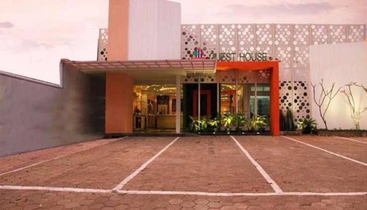 Guest House Bintang 3 Semarang - bangunan