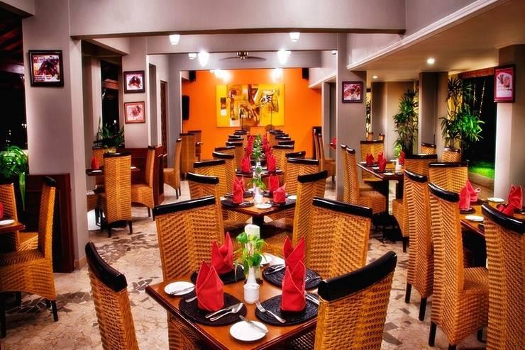 Prime Plaza Hotel Sanur Bali - Kafe
