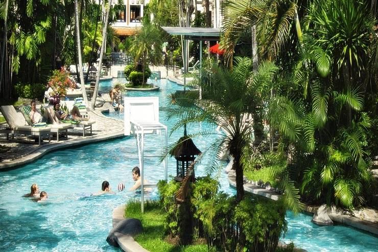 Prime Plaza Hotel Sanur Bali - Kolam Renang