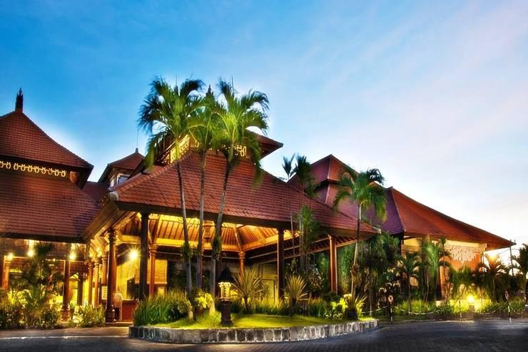 Prime Plaza Hotel Sanur Bali - Tampilan Luar Hotel