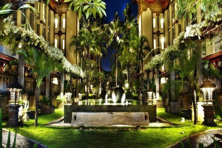 Prime Plaza Hotel Sanur Bali - Eksterior
