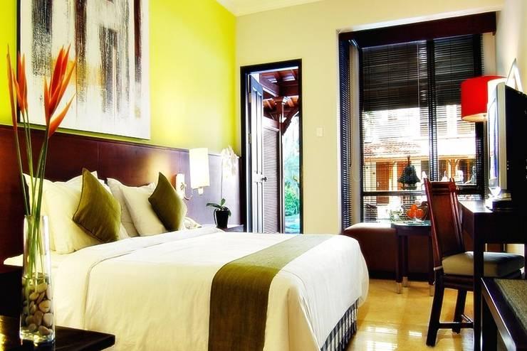 Prime Plaza Hotel Sanur Bali - Kamar Tamu