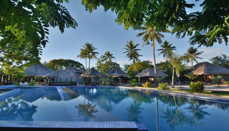 Kasuari Valley Beach Resort Sorong - Pool