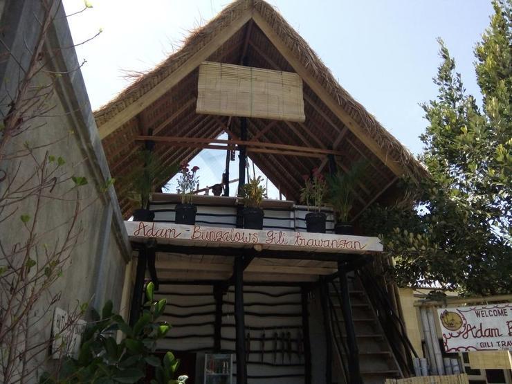 Adam Bungalows Lombok - Exterior