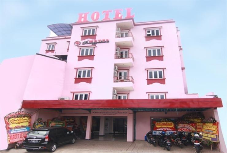Banggalawa Hotel Ps. Minggu Jakarta - Exterior
