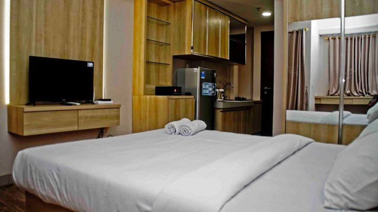 Apartment Parkland Avenue - Just Sleep Coozy Tangerang Selatan - Guest room