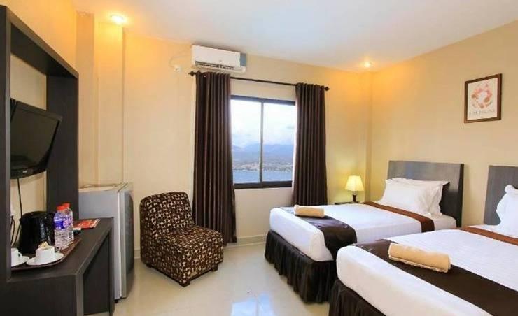 Grand Duta Hotel Palu - Kamar tamu