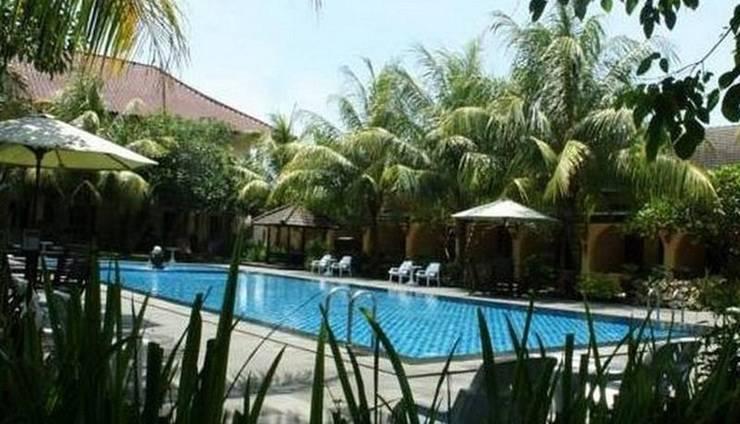 Lombok Garden Hotel Lombok - Kolam Renang