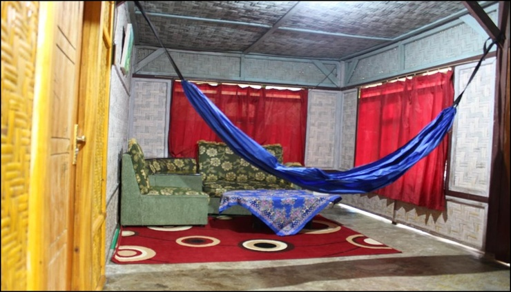 Tereng Willis Jungle Inn Lombok - interior