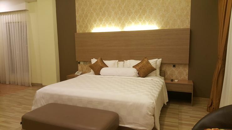 Muara Hotel and Mall Ternate Ternate - Bed room
