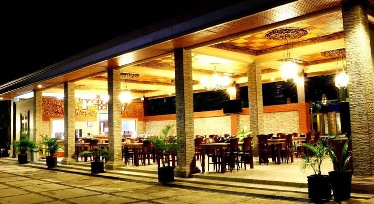 Green Tropical Village Hotel & Resort Belitung - Eksterior