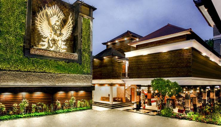 Astagina Resort Villa and Spa Bali - Resort