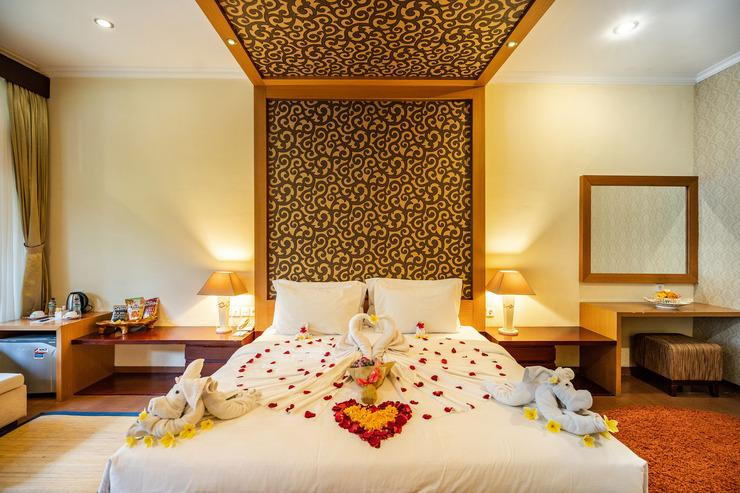 Natya Hotel Tanah Lot - Honeymoon Set up