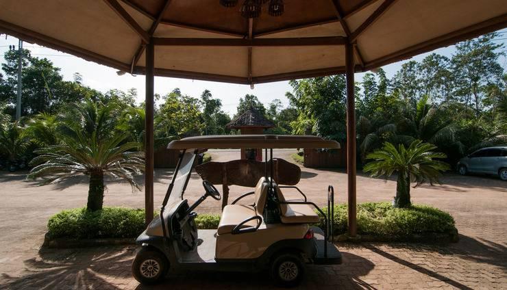 de Bintan Villa Bintan - View