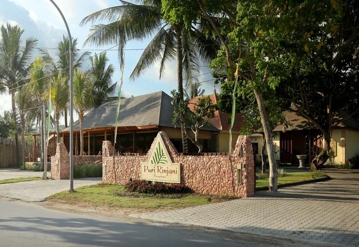 Puri Rinjani Bungalows Lombok - Exterior