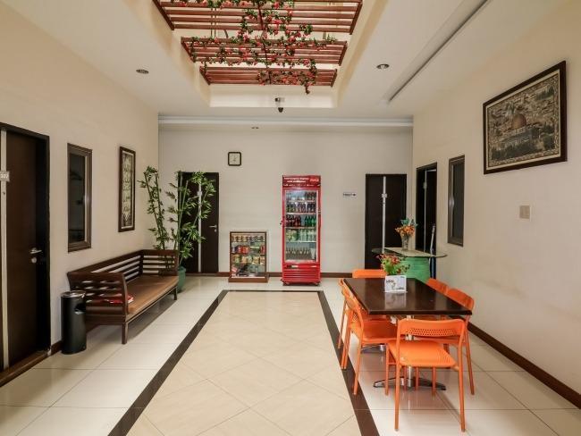 NIDA Rooms Medan Mall Medan - Lobby