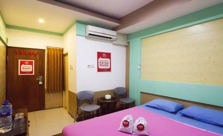 NIDA Rooms Tangerang Bale Kota Mall Tangerang - Kamar tamu