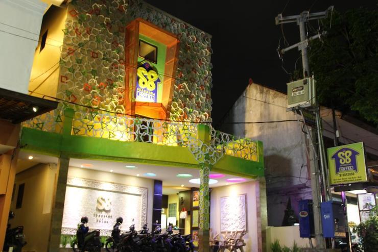 S8 Suardana Hotel  Bali - Appearance