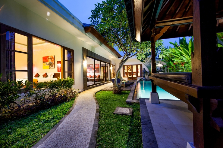 D' Sawah Villa Umalas Bali - THREE BEDROOM VILLA