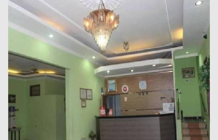 NIDA Rooms Masjid Islamic Center Samarinda Juanda - Ruang tamu