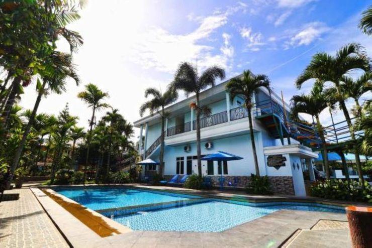 Hotel Villa Aries Biru Puncak - Facade