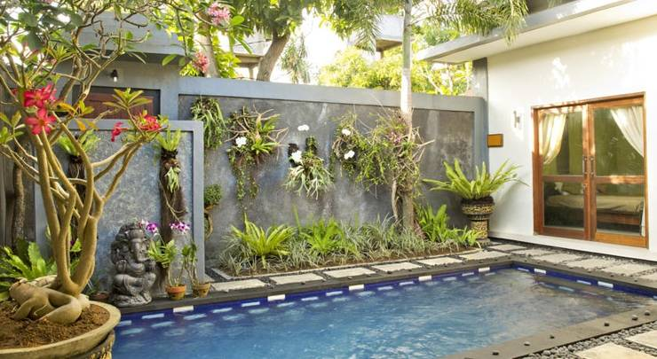 Veronika Villa Bali - Kolam Renang