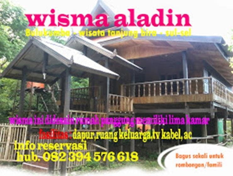 Wisma Aladin Bulukumba - Exterior