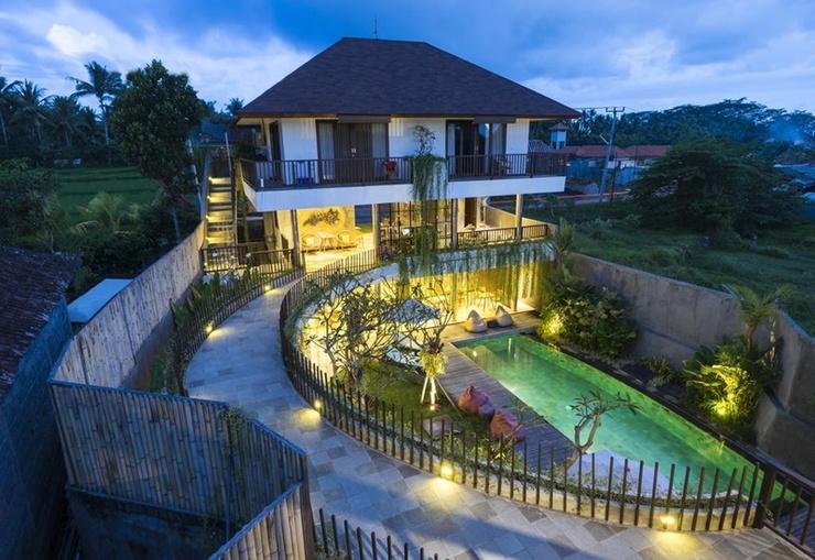 Amatara Athaya Ubud Bali - Exterior
