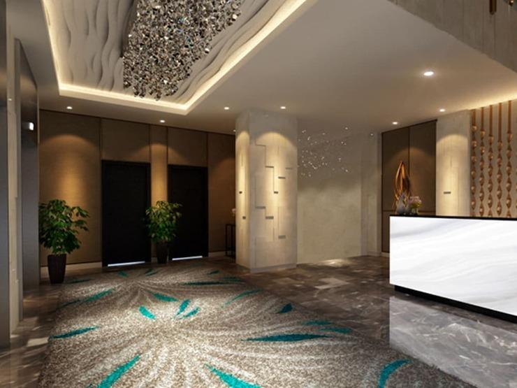 Louis Kienne Hotel Simpang Lima - Reception