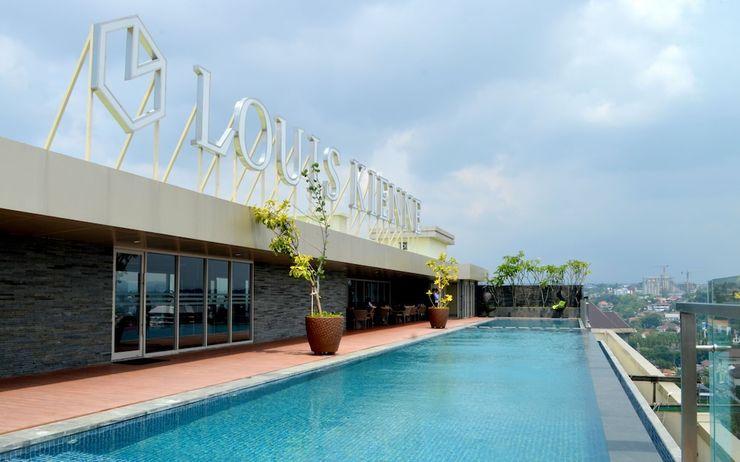 Louis Kienne Hotel Simpang Lima - Infinity Pool