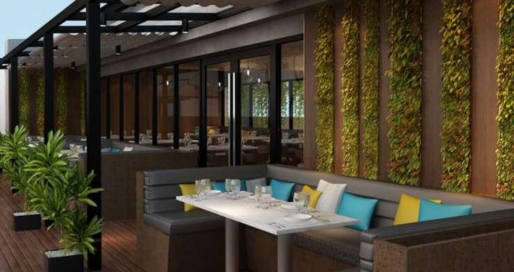 Louis Kienne Hotel Simpang Lima - Hotel Bar