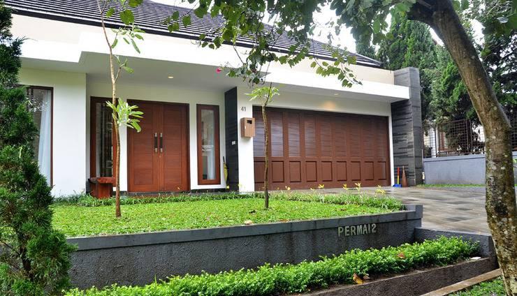 5 BR Pool Hill Side Villa Dago - Pic 08