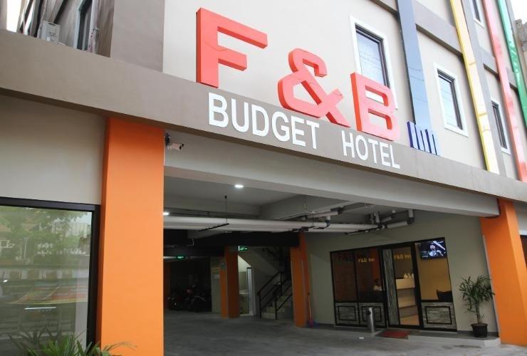 F&B Inn Sam Poo Kong Bandara Semarang Semarang - Facade