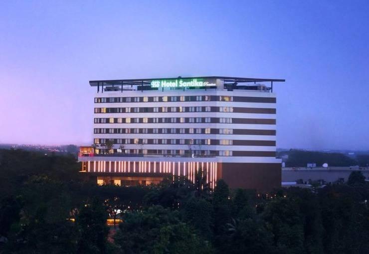 Santika Premiere Bintaro - Hotel Building
