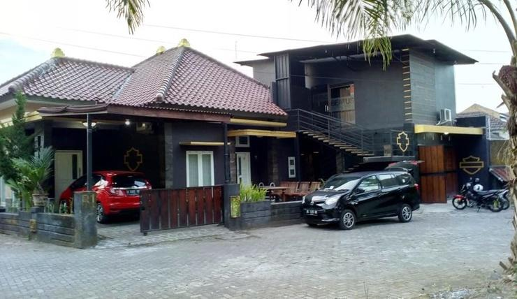 Kong Residence Yogyakarta - Exterior