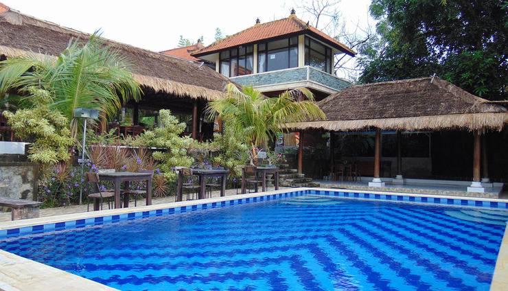 Ayu Guna Inn Bali - Kolam Renang