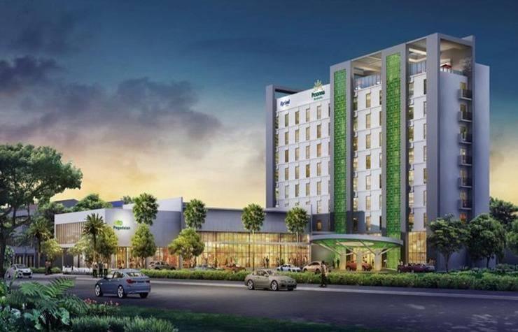 Alamat Pesonna Hotel Semarang - Semarang